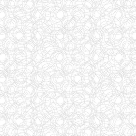 """Stof Fabrics Touch of White III 108"""" Quilt Backing 855-055"""
