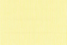 Westfalenstoffe P348250 Vichy Pompadour streep wit-geel