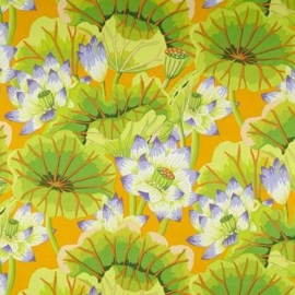 Kaffe Fassett Collective Lake Blossoms GP93 Yello