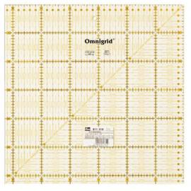 Omnigrid 611 319 liniaal 31.5x31.5cm