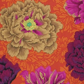 Kaffe Fassett Collective Fall 2014 Brocade Peony PWPJ062.