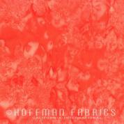 Stof Hoffman Batik Bali hand-dyed Nasturtium 3018-469