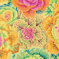 Kaffe Fassett Collective Fall 2015 Brassica PWPJ051.YELLO