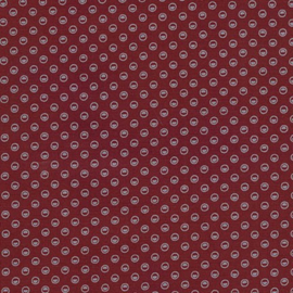 Robert Kaufman Sevenberry 82052D1-3 Burgundy
