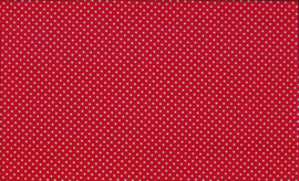 Makower Spot 24 Shades 830-R Bright Red