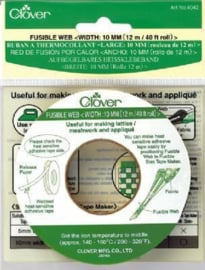 Clover Biasband 10mm 4042 12m1
