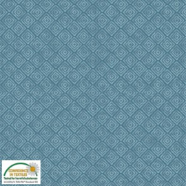 Stof Basic Quilters Basic Harmony Teal 4520-702