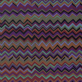 Kaffe Fassett Collective Fall 2015 Zigzag PWBM043.BLACK
