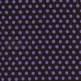 Kaffe Fassett Collective Classic Spot GP70.BLACK