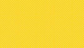 Makower Basics Spot on 830-Y63 Sunshine