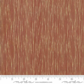 Moda Sycamore by Jan Patek Broken Lines Berry Red 2205-12