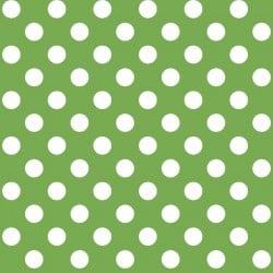 Adlico Maywood Studio Kimberbell Basics Dots MAS8216-G Green