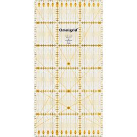 Omnigrid of Prym 611 307 liniaal 15x30cm