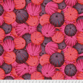Kaffe Fassett Collective Sea Urchins PWPJ100.RED
