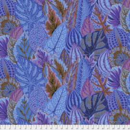 Kaffe Fassett Collective for Free Spirit Coleus PWPJ030.BLUE February 2020