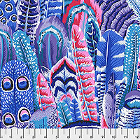 Kaffe Fassett Collective Feathers PWPJ055 Cool