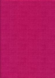 Makower Linen Texture 1473-P6 Fuchsia