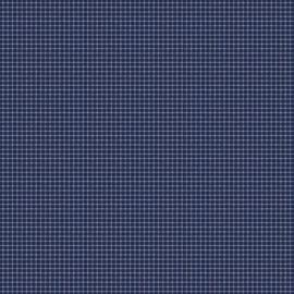 Westfalenstoffe W4147100 Klassiker Karo blau-weiss