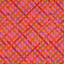 Kaffe Fassett Collective Fall 2015 Mad Plaid PWBM037 Red