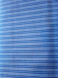 Westfalenstoffe Streifen W4170851 blau-weiss