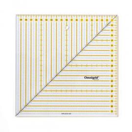Omnigrid Liniaal 20x20