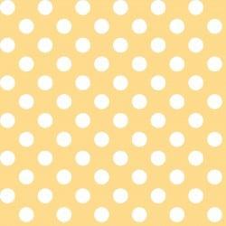 Adlico Maywood Studio Kimberbell Basics Dots MAS8216-S Yellow