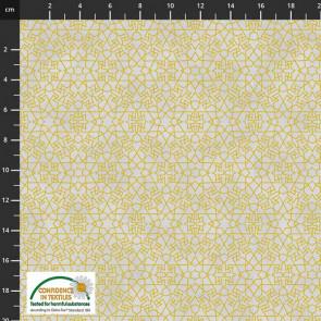 Stof Fabrics 4598-013 Gold Shimmer