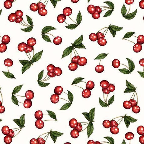 Quilting Treasures 26330-Z Cherry