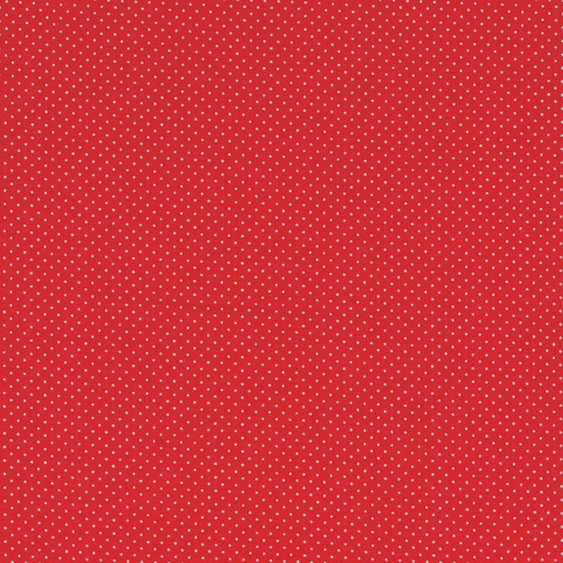 Westfalenstoffe 010506238 Capri rot-weiss
