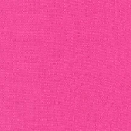 Effen Kona Robert Kaufman  K001-1049 Bright Pink