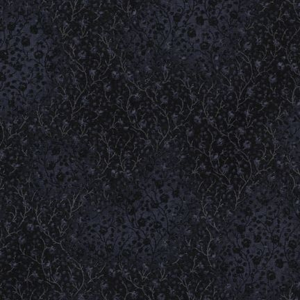Robert Kaufman Fusions EY-4070-53 Black