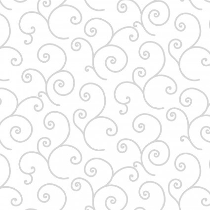 Maywood Studio Kimberbell basics MAS8243-WW white on white