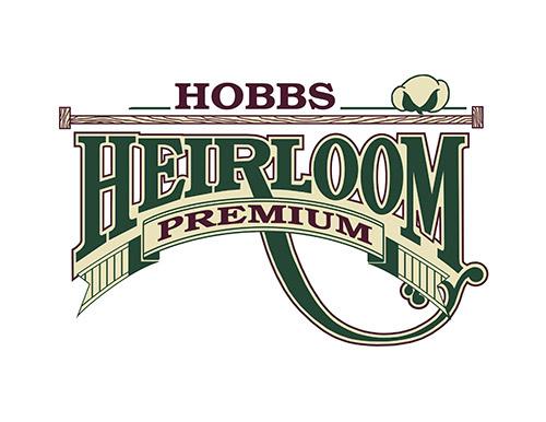 "Hobbs Heirloom vulling/batting  80/20 Twin  182.8cm x 228.6cm // 72""x90"""