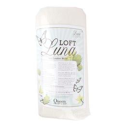 Loft Luna Soft & Comfort vulling/batting Queen 80%-20%