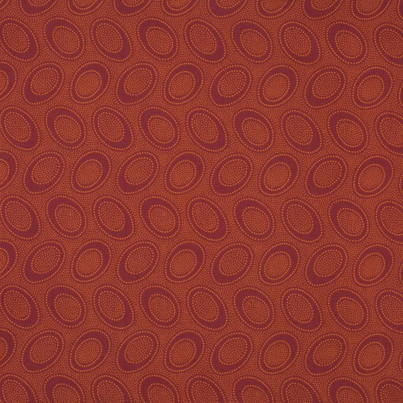 Kaffe Fassett Collective Aboriginal Dots PWGP071.PUMPK