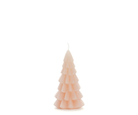 Kerstboom kaars SMALL in diverse kleuren