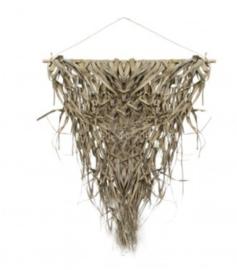Wandkleed palmblad