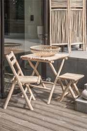 Roomdivider hout