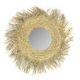 The Rotan Mirror Natural - M