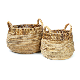 The Banana Belly Baskets - SET 2