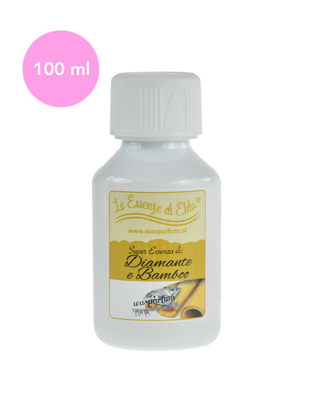 Wasparfum Diamante & Bamboo 100 of 500 ml