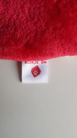 Fransje en Pug (rood)