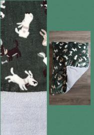 Blije honden (dubbelzijdig)