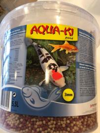 Aqua-KI blauw korrel 3 mm 5,5L