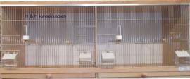 Kooi 7 Zelfbouw / Prefab 50 cm hoog