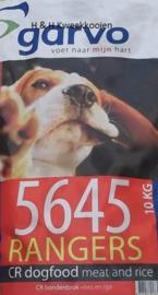 5645 Rangers CR hondenbrok vlees en rijst 10 kg