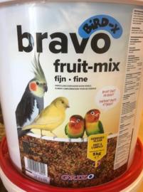 Bravo fruit-mix FIJN 5 kg