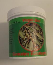 Gemalen eucalyptus 250 gram