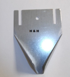 zitstokhouder metaal M
