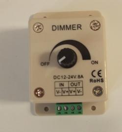 Handdimmer 8 amp